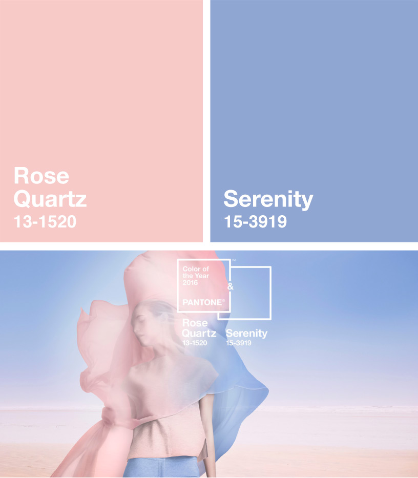 Pantone 2016: PANTONE COLOR OF THE YEAR And What It Says About 2016